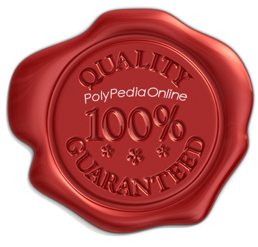 polypediaonline polymer clay tutorials quality sign