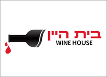 עיצוב לוגו חנות יינות ואלכוהול