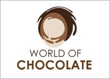 עיצוב לוגו מותג שוקולד