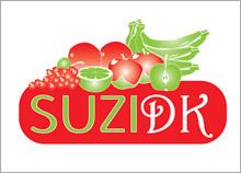 עיצוב לוגו ירקות ופירות