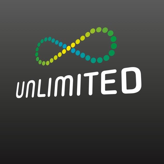 לוגו Unlimited