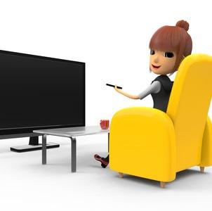 צפייה בטלוויזיה