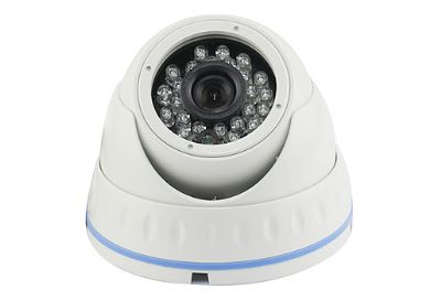 מצלמות אבטחה כיפה
