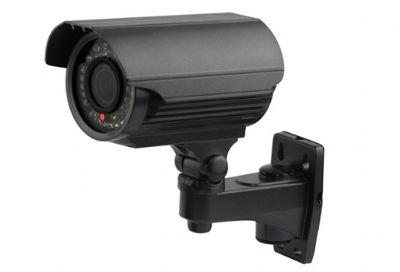 מצלמת אבטחה צינור