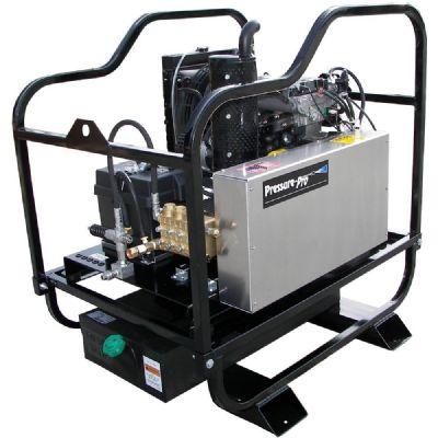 מכונת שטיפה בלחץ, דיזל, סולר