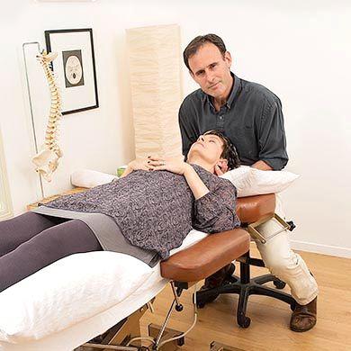 טיפול אוסטאופתיה