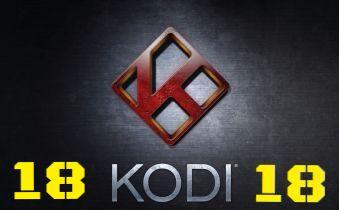 קודי 18- KODI 18