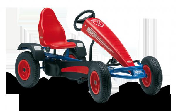 מכונית פדלים עם הילוכים מדגם אקסטרה ספורט