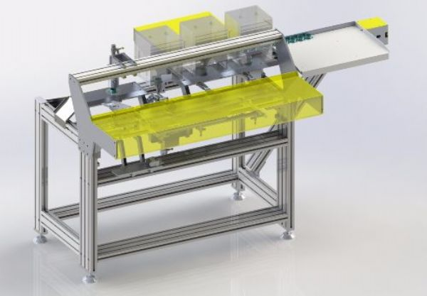 Spark inspection Flexible system