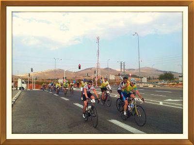 מסע אופניים גלגלי אהבה 1