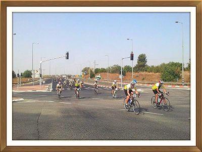 מסע אופניים גלגלי אהבה 4