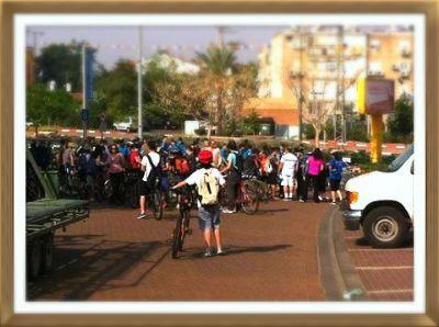 מסע אופניים בקעת אונו 3