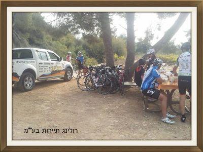מסעות אופניים