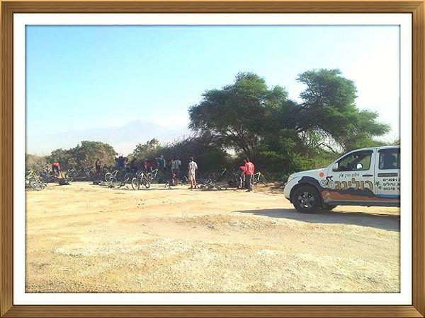 מסלול אופניים בשמורת עברונה