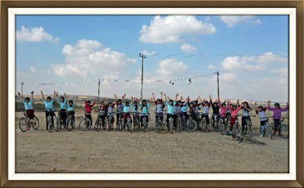 מסלול אופניים במדרשת בן גוריון