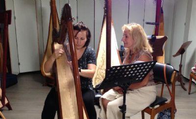 ללמוד לנגן בנבל
