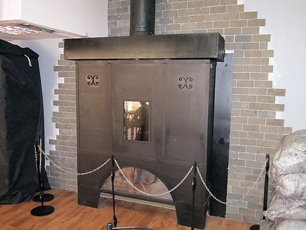 תנור עישון מיוחד