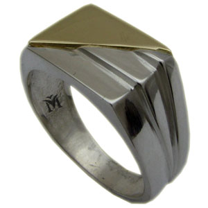 טבעת לגבר, טבעת כסף לגבר, מתנה לגבר, פוסידון