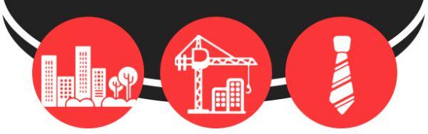 """לוגו החברה לניהול דיירים מ א ועד תמ""""א"""